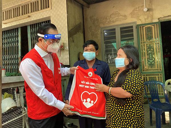 Ngày Quốc tế giảm nhẹ thiên tai 13/10: Hội Chữ thập đỏ Việt Nam chủ động ứng phó với thách thức kép - Ảnh 4.