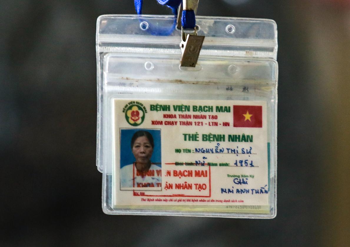 Người dân 'xóm chạy thận' ở Hà Nội vật lộn dưới cái nóng gay gắt - Ảnh 5.