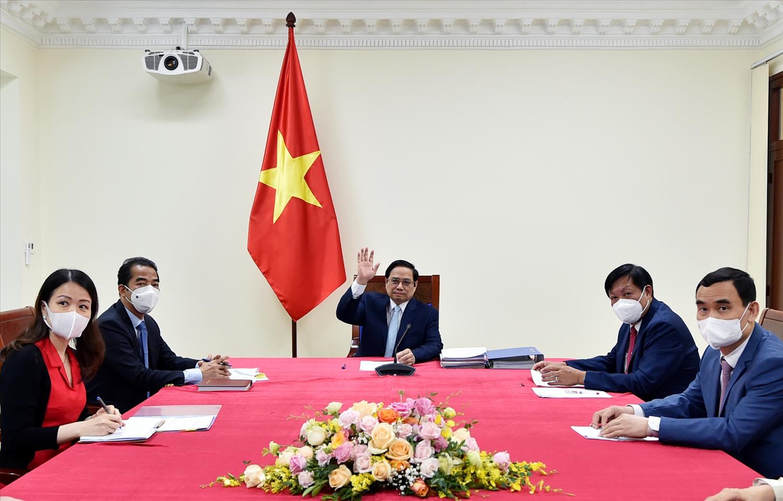 COVAX đánh giá Việt Nam tiêm chủng thông minh, hiệu quả; sẽ tiếp tục quan tâm, phân bổ vaccine cho Việt Nam - Ảnh 2.