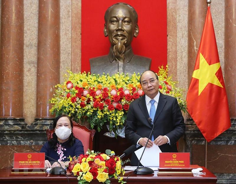 Chủ tịch nước: Người cao tuổi là trụ cột của gia đình và xã hội - Ảnh 2.