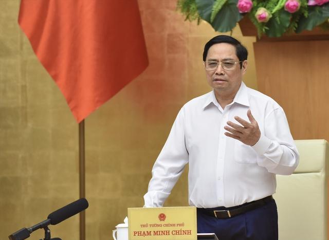 Thủ tướng định hướng chiến lược phát triển bền vững cho tỉnh Thừa Thiên Huế - Ảnh 1.
