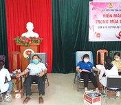 """Lâm Đồng: Ngày Hội hiến máu với thông điệp """"Hiến máu an toàn trong mùa dịch"""""""