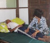 Cựu chiến binh Hồ Văn Lạt mong được giúp đỡ