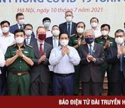 Phát động chiến dịch tiêm chủng quốc gia lớn nhất trong lịch sử