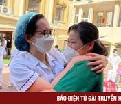 Hơn 100 nhân viên y tế Bệnh viện Phụ sản Trung ương vào Nam chung tay chống dịch COVID-19
