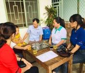 """""""Đồng hành cùng giáo viên vượt khó"""" hỗ trợ giáo viên tại xã Đăk Rve, huyện Kon Rẫy, tỉnh Kon Tum"""