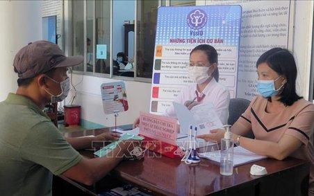 Phú Yên: Thủ tục nhanh gọn, người lao động sớm nhận được hỗ trợ của Chính phủ