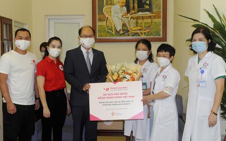 Tổng cục Du lịch Hàn Quốc đồng hành cùng Việt Nam chống dịch