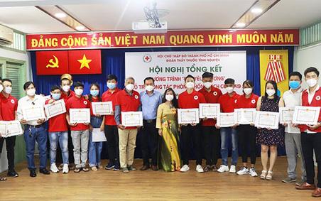 """TP. Hồ Chí Minh: Hơn 8,5 tỷ đồng thực hiện Chương trình """"Oxy yêu thương"""""""