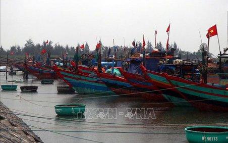 Ban Chỉ đạo Quốc gia về phòng, chống thiên tai kiểm tra công tác ứng phó thiên tai tại Hà Tĩnh