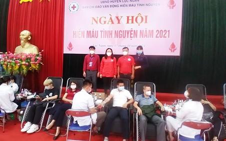 Bắc Giang: Tinh thần vì cộng đồng của người dân Lục Ngạn