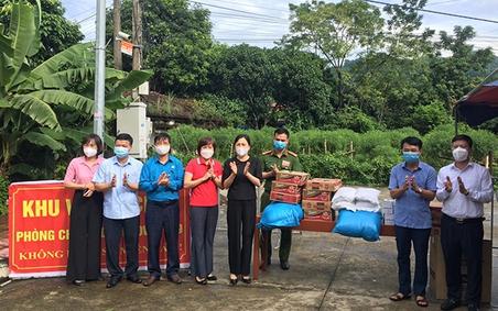 Hà Nam: Nhiều hoạt động ý nghĩa hỗ trợ công tác phòng chống dịch Covid - 19