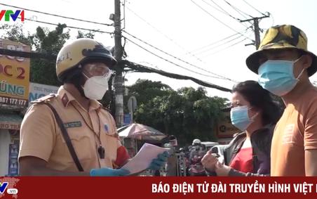 """""""Lá chắn"""" vững vàng giữa tâm dịch TP Hồ Chí Minh"""