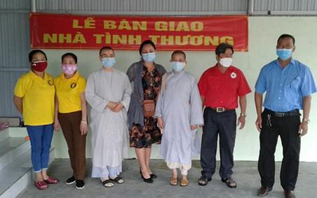 Gia Lai: Bàn giao nhà tình thương cho hộ nghèo, khó khăn tại xã Ayun Hạ