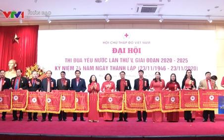 74 năm Hội Chữ thập đỏ Việt Nam VTV1 Ngày 23 11 2020