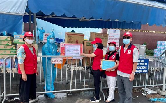 Hà Nội: Các cấp Hội chung sức hỗ trợ người dân và tuyến đầu chống dịch Covid-19