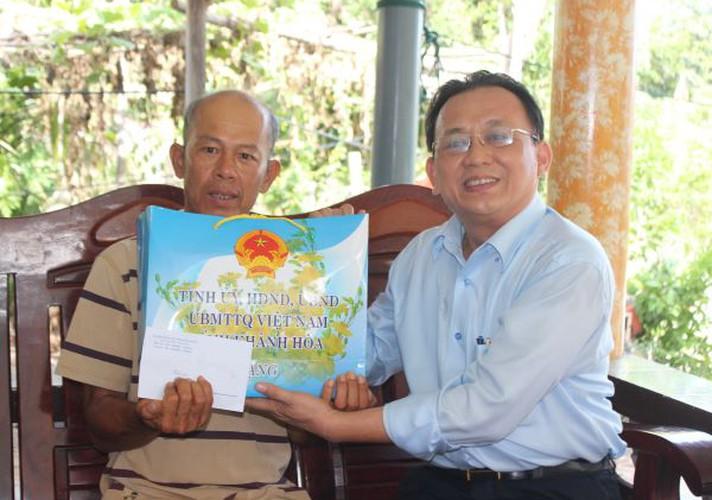 Khánh Hòa: 100% xã, phường, thị trấn làm tốt công tác thương binh, liệt sĩ